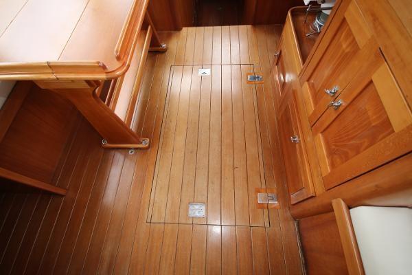 2008 Gorbon 53 Pilothouse Photo 24 of 110