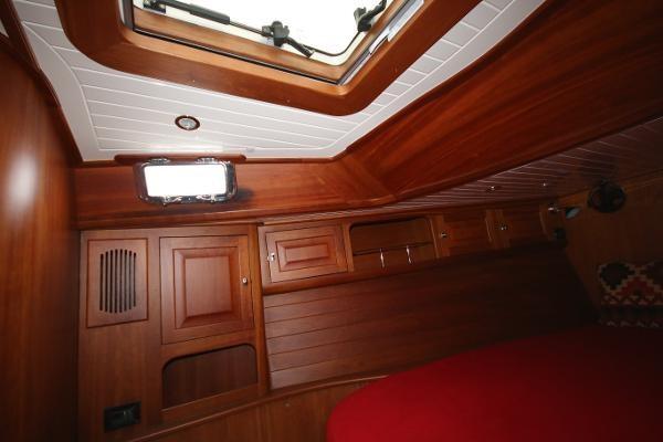2008 Gorbon 53 Pilothouse Photo 32 of 110