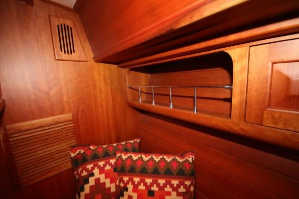 2008 Gorbon 53 Pilothouse Photo 48 of 110