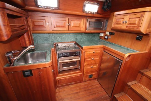2008 Gorbon 53 Pilothouse Photo 50 of 110