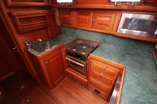 2008 Gorbon 53 Pilothouse Photo 51 of 110