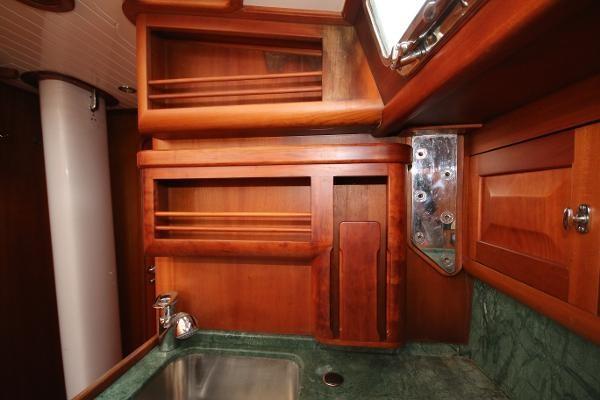 2008 Gorbon 53 Pilothouse Photo 54 of 110