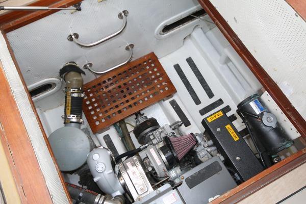 2008 Gorbon 53 Pilothouse Photo 109 of 110