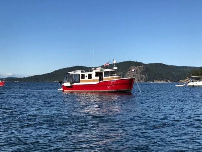2018 Ranger Tugs 31-S Photo 2 of 18