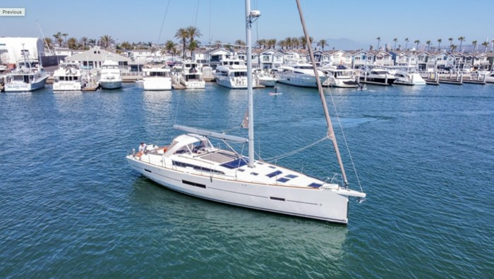 2018 Dufour Yachts 520 Grand Large Photo 1 of 27