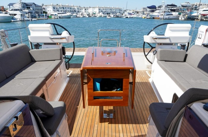 2018 Dufour Yachts 520 Grand Large Photo 11 of 27