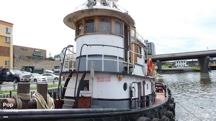 1964 52' Steel Tug Boat Larose Louisiana Built Photo 2 of 20