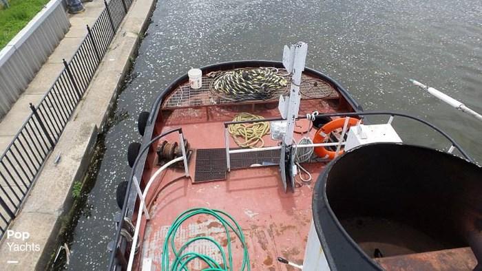 1964 52' Steel Tug Boat Larose Louisiana Built Photo 7 of 20
