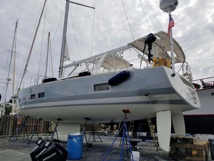 2015 Beneteau Oceanis 55 Photo 2 sur 33