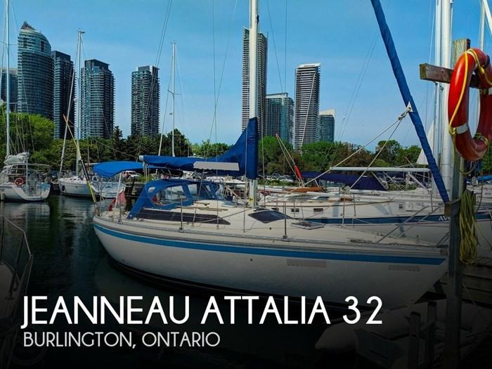 1984 Jeanneau Attalia 32 Photo 1 sur 20