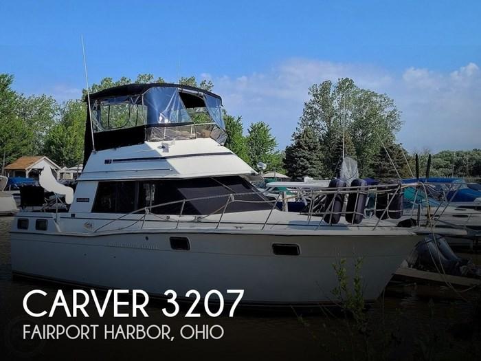 1984 Carver 3207 Photo 1 sur 20
