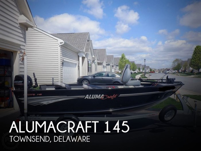 2019 Alumacraft Escape 145 CS Photo 1 of 20