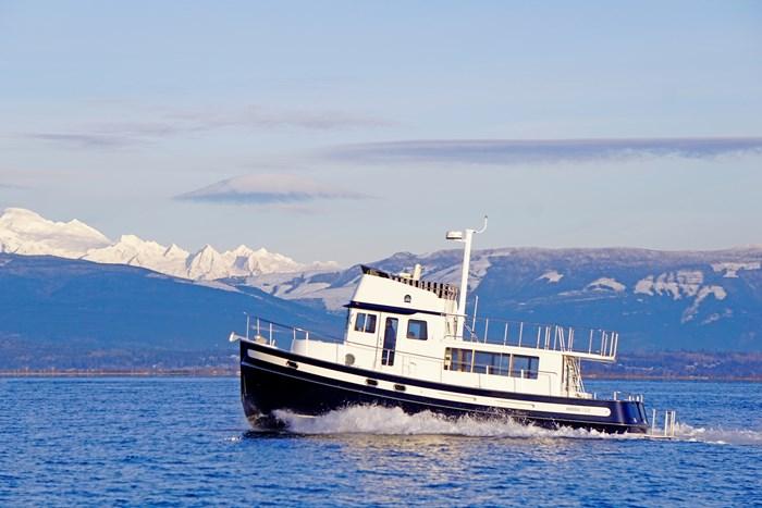 2021 Nordic Tugs 44 Photo 1 sur 18