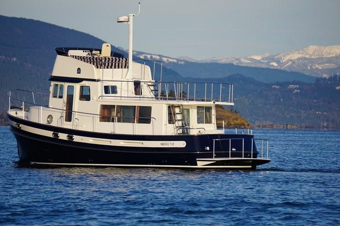 2021 Nordic Tugs 44 Photo 3 sur 18