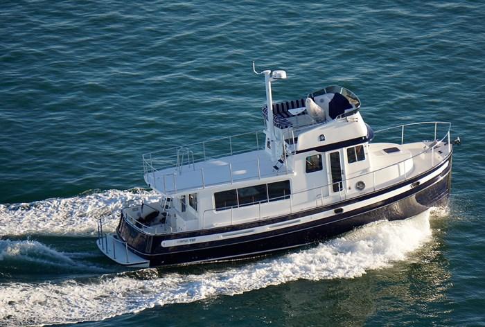 2021 Nordic Tugs 44 Photo 4 sur 18