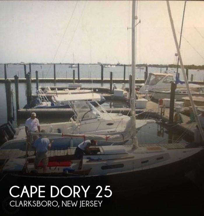 1976 Cape Dory 25 Photo 1 of 14