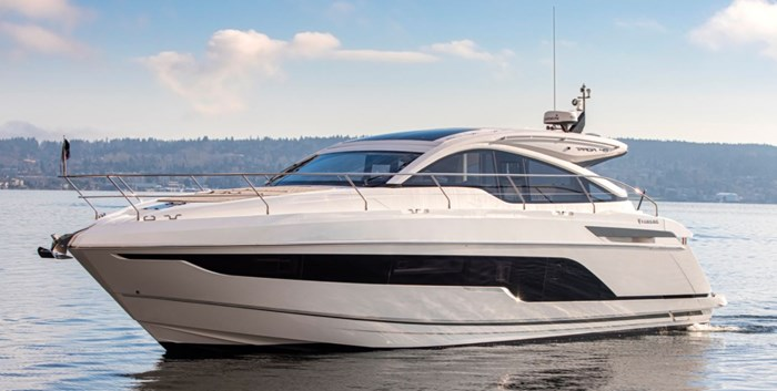 2021 Fairline 45 GT Photo 1 of 14