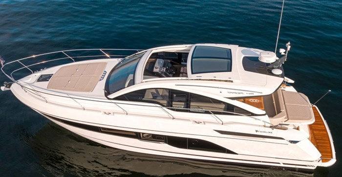 2021 Fairline 45 GT Photo 2 of 14