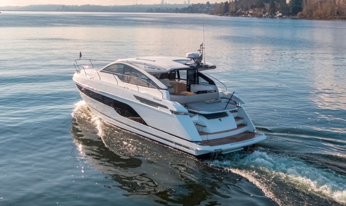 2021 Fairline 45 GT Photo 4 of 14