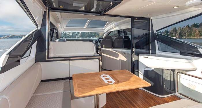 2021 Fairline 45 GT Photo 5 of 14