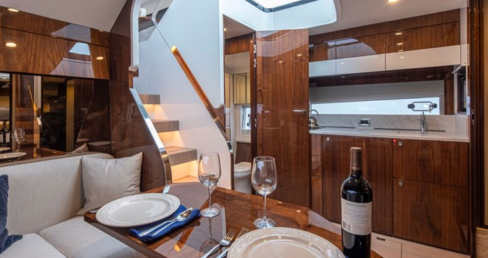 2021 Fairline 45 GT Photo 9 of 14