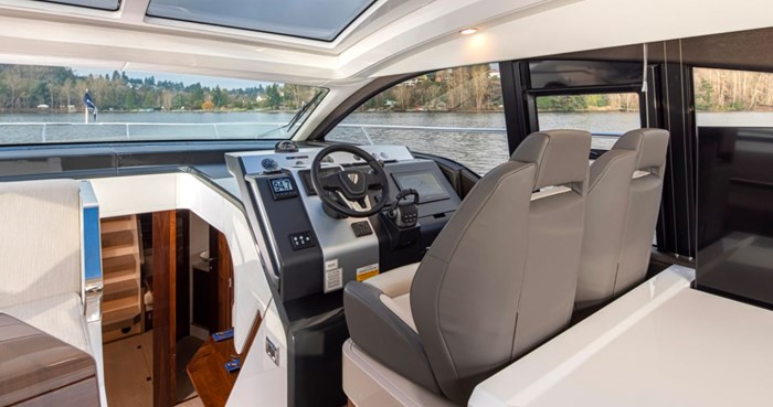 2021 Fairline 45 GT Photo 10 of 14
