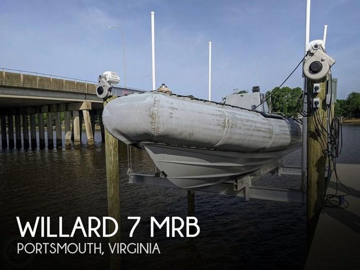 1995 Willard 7 MRB Photo 1 sur 20