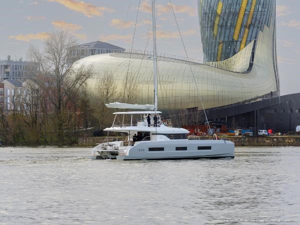2022 Lagoon 55 Photo 45 sur 50