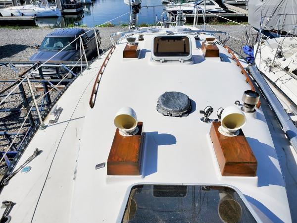 1977 Ontario Yachts 32 Sloop Photo 7 of 19
