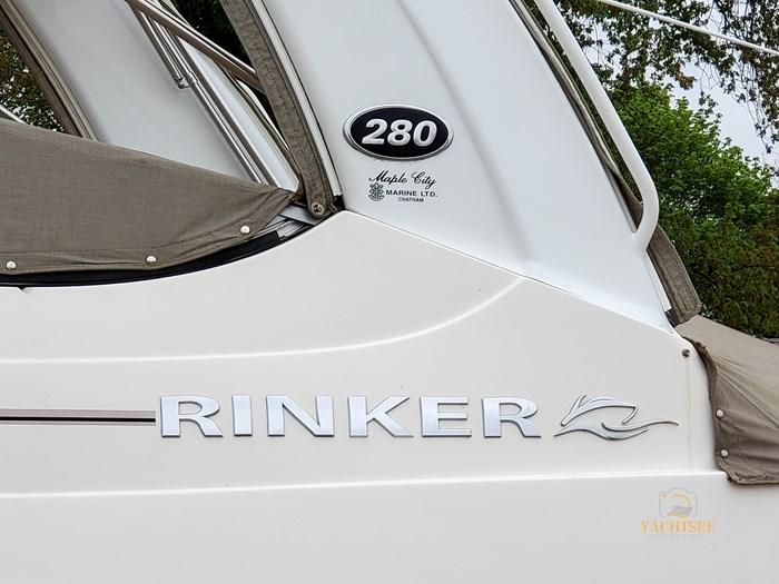 2008 Rinker 280 Photo 2 of 85
