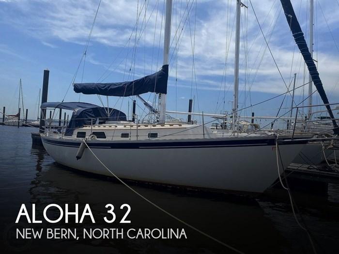 1986 Aloha Yachts 32 Photo 1 sur 20