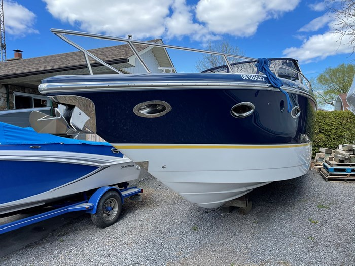 2002 Cobalt 360 luxury sport cruiser 1 owner fresh water 60mph Photo 3 sur 53