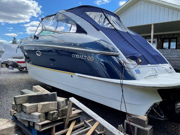 2002 Cobalt 360 luxury sport cruiser 1 owner fresh water 60mph Photo 4 sur 53