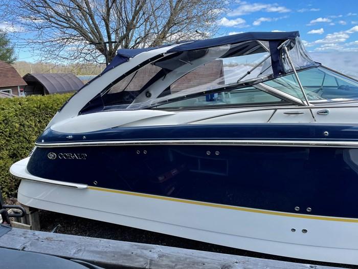 2002 Cobalt 360 luxury sport cruiser 1 owner fresh water 60mph Photo 5 sur 53