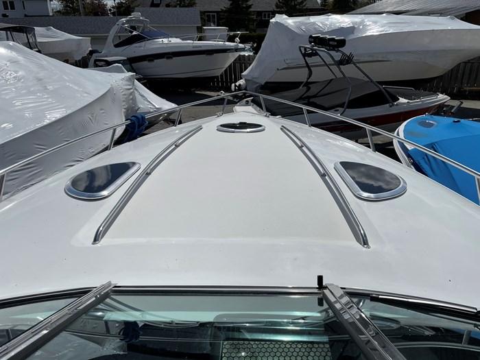 2002 Cobalt 360 luxury sport cruiser 1 owner fresh water 60mph Photo 16 sur 53