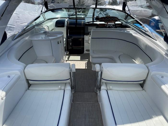2002 Cobalt 360 luxury sport cruiser 1 owner fresh water 60mph Photo 21 sur 53