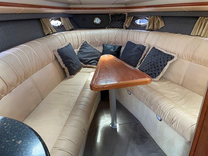 2002 Cobalt 360 luxury sport cruiser 1 owner fresh water 60mph Photo 37 sur 53