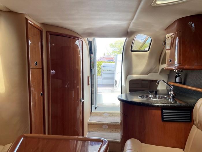 2002 Cobalt 360 luxury sport cruiser 1 owner fresh water 60mph Photo 38 sur 53