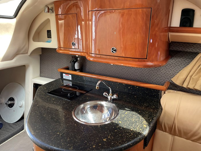 2002 Cobalt 360 luxury sport cruiser 1 owner fresh water 60mph Photo 42 sur 53