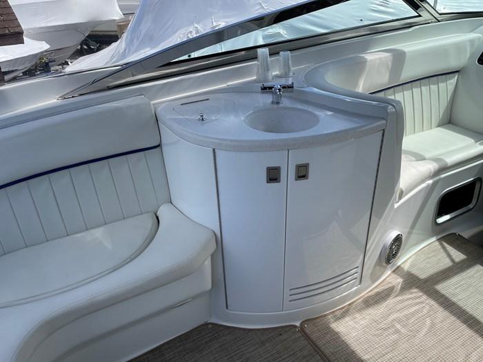 2002 Cobalt 360 luxury sport cruiser 1 owner fresh water 60mph Photo 43 sur 53