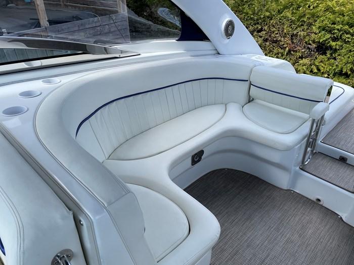 2002 Cobalt 360 luxury sport cruiser 1 owner fresh water 60mph Photo 46 sur 53