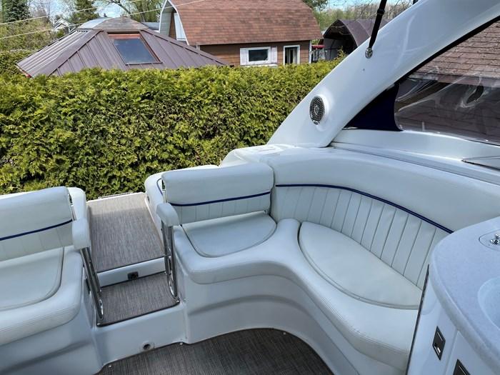 2002 Cobalt 360 luxury sport cruiser 1 owner fresh water 60mph Photo 47 sur 53
