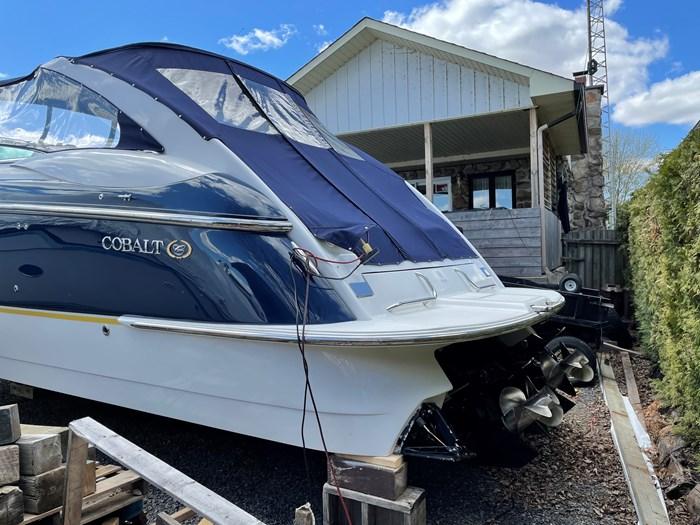 2002 Cobalt 360 luxury sport cruiser 1 owner fresh water 60mph Photo 50 sur 53