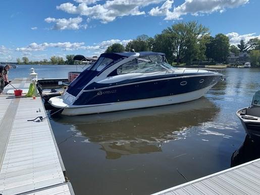 2002 Cobalt 360 luxury sport cruiser 1 owner fresh water 60mph Photo 2 sur 53