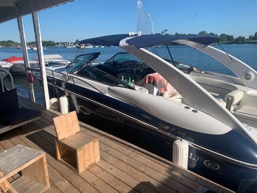 2002 Cobalt 360 luxury sport cruiser 1 owner fresh water 60mph Photo 13 sur 53