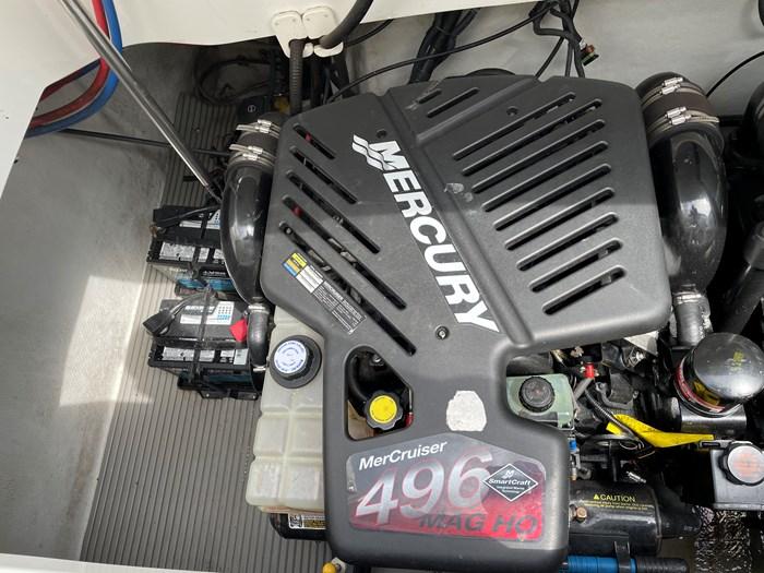 2002 Cobalt 360 luxury sport cruiser 1 owner fresh water 60mph Photo 53 sur 53