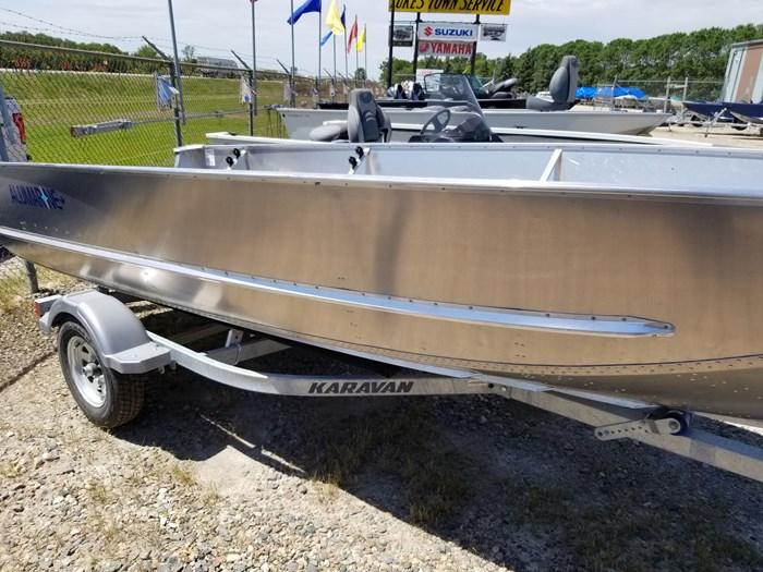 2021 Alumarine 16 Pike Troller Photo 10 sur 11