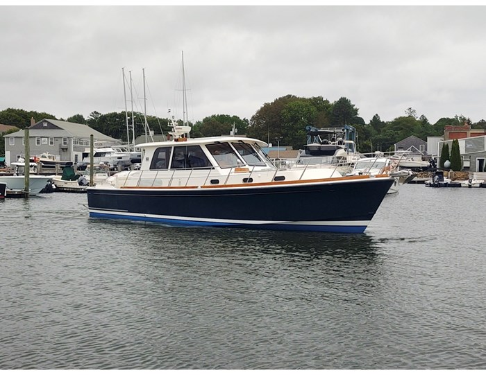2012 Grand Banks Eastbay 46 SX Photo 1 of 25