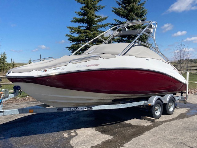 2009 Sea-Doo Challenger 230 SE 510 HP Photo 5 of 9
