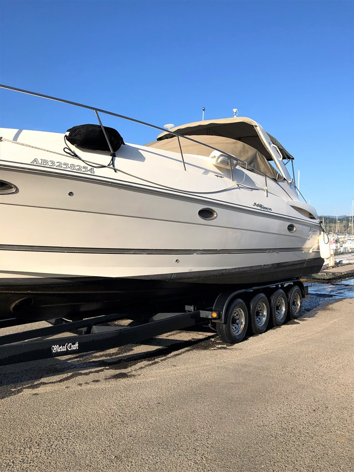 2007 Cruisers Yachts 340 Express Photo 27 sur 30